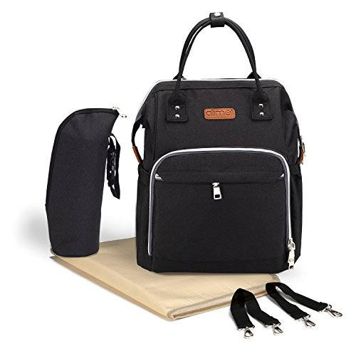 diaper bag multi function waterproof travel backpack nappy bags for baby care large capacity. Black Bedroom Furniture Sets. Home Design Ideas