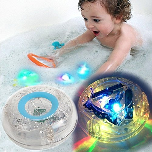 light up toy waterproof for kids durable floating safe for baby bath with instruction boys and. Black Bedroom Furniture Sets. Home Design Ideas